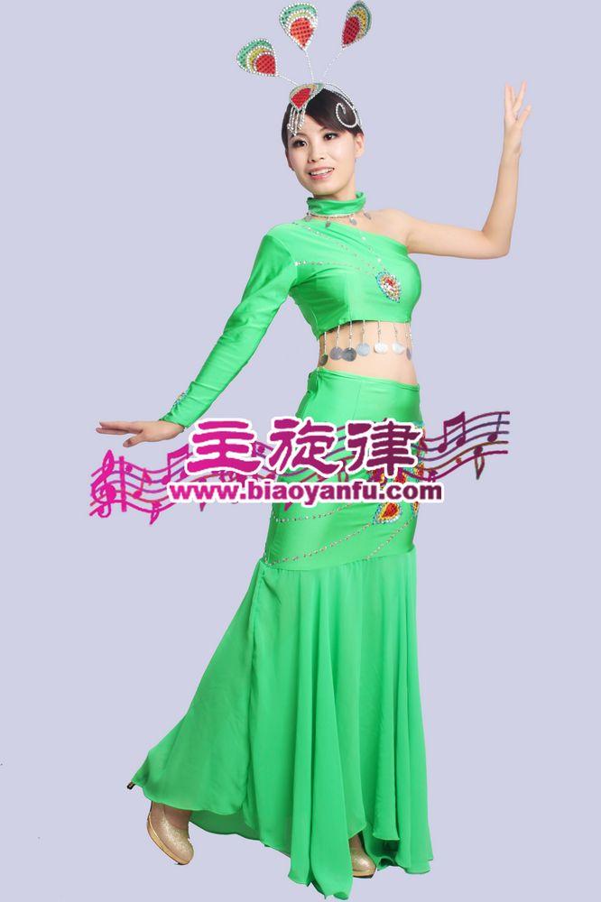 MM-015高档傣族绿