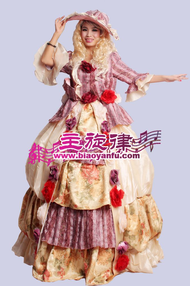 WG-041高档宫廷紫蕾丝