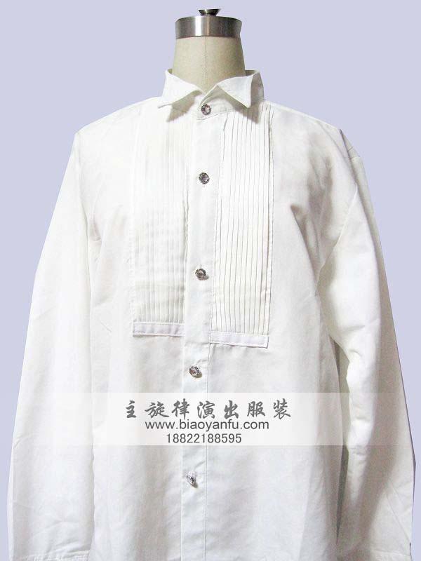 CY-027白小三角领棉