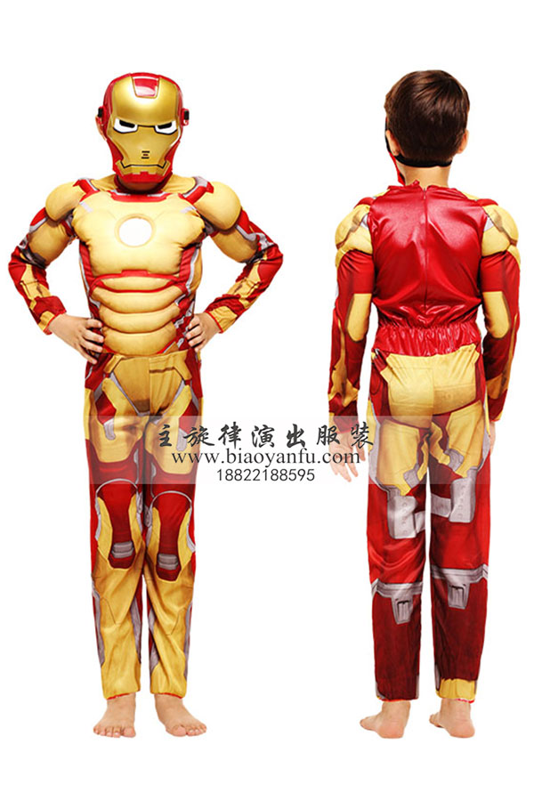 WE081-钢铁侠肌肉