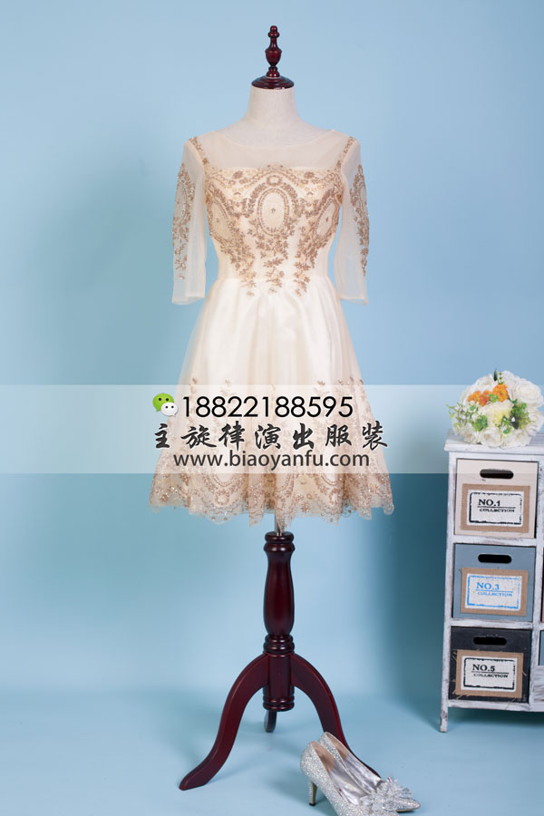 短礼服0177