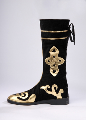 ht30男民族靴子