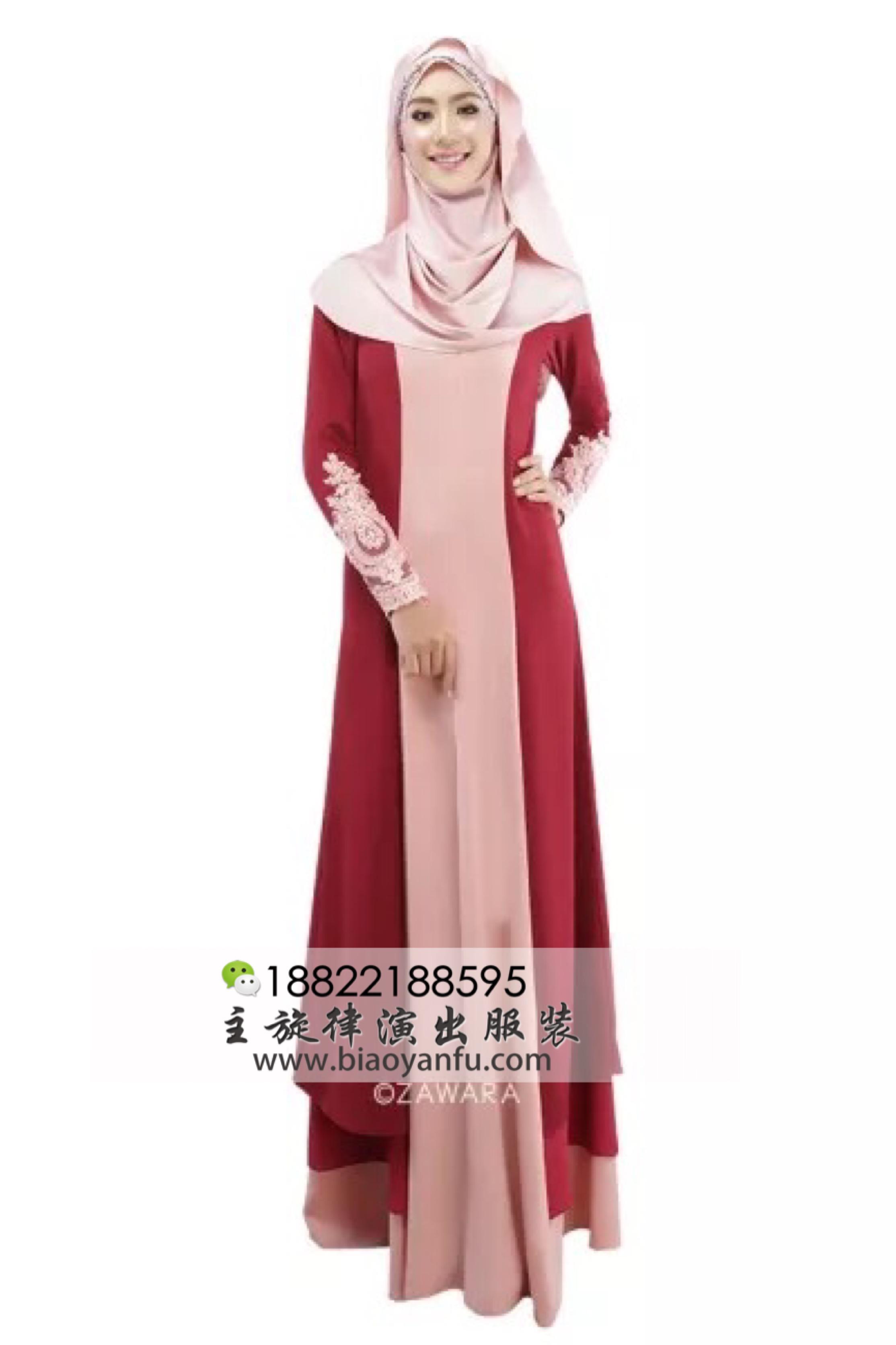 HK-029阿拉伯德赢手机平台在线注册粉色