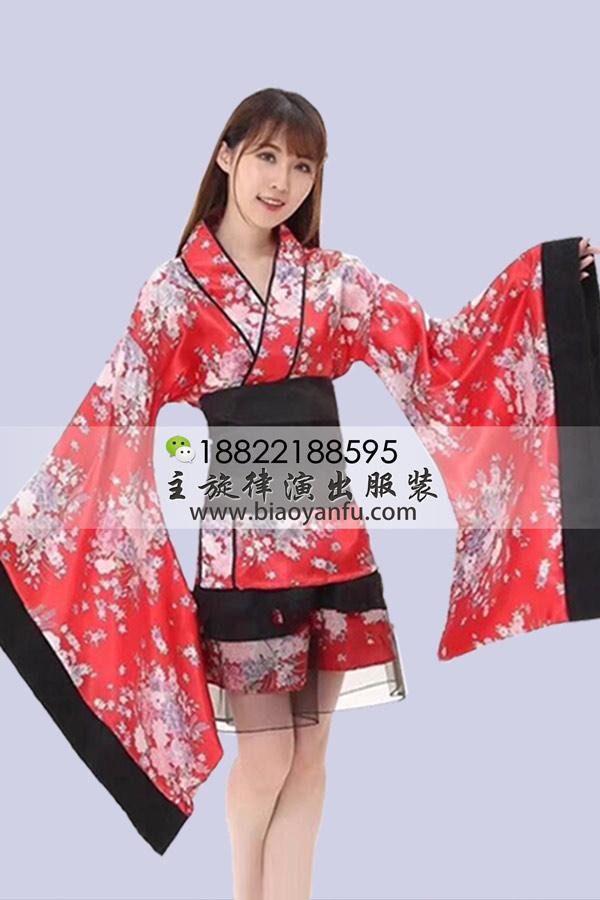 WS0146极乐净土-红色黑腰封