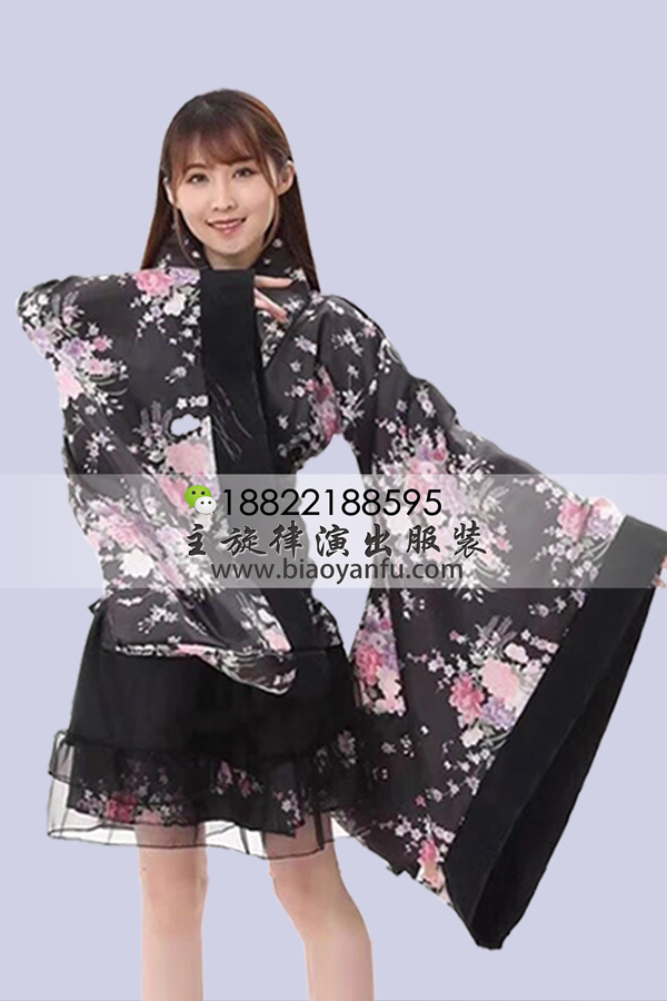 X-0142-极乐净土-黑色黑腰封