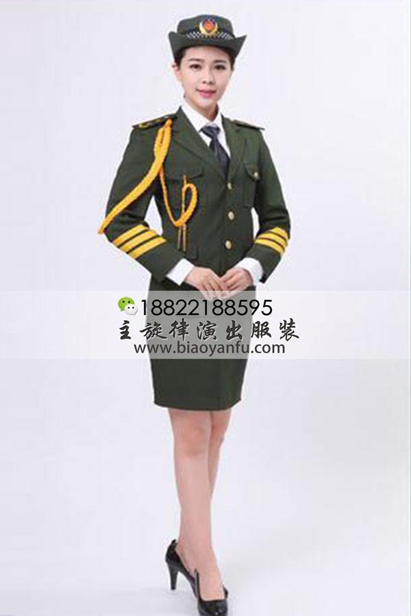 AR16陆军女制服