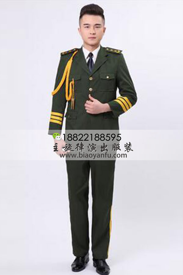 AR17陆军男制服