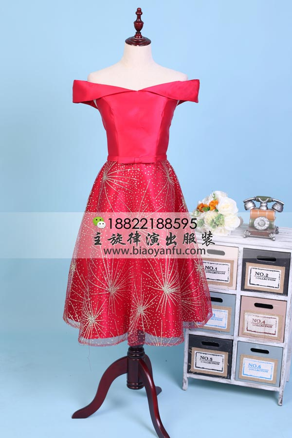 短礼服0186