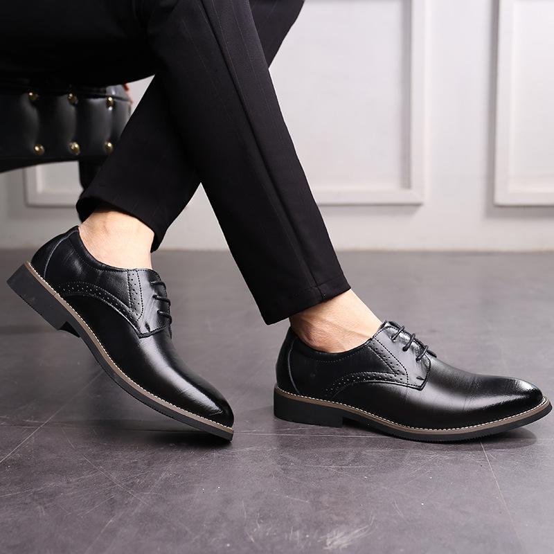 男皮鞋-018
