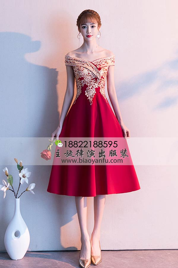 短礼服189