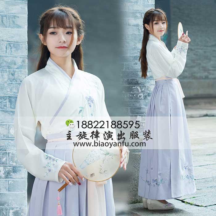 G-052紫儒裙