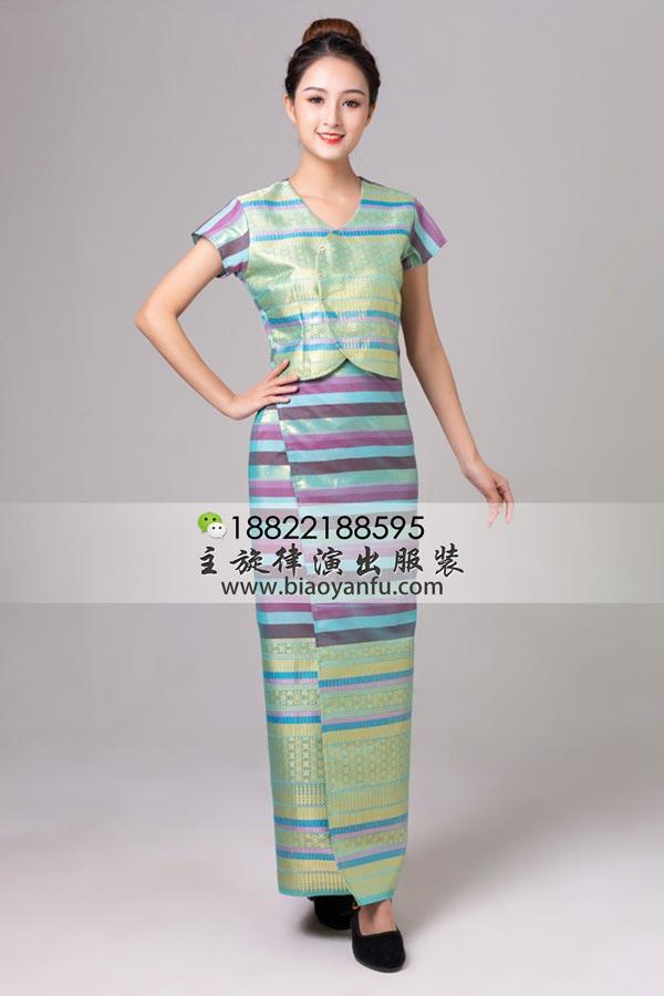 MM-025泰国傣族蓝