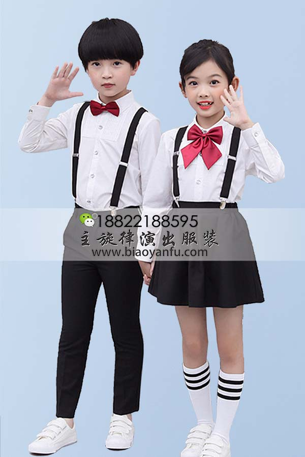 CD079-校服小学生