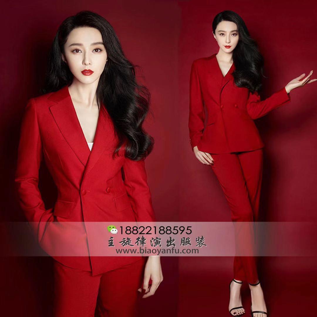 NX-05女西服大红